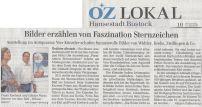 Bilder erzählen von der Faszination der Sternzeichen - Ostsee-Zeitung 2013 07 11