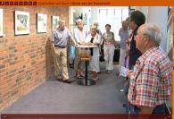 Eröffnung der Ausstellung Faszination Kraniche (c) tv.rostock