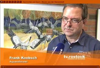 Interview mit Frank Koebsch (c) tv.rostock