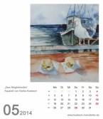 Kalenderblatt Mai 2014