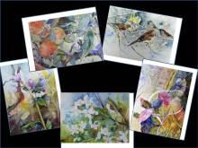Neue Kunstkarten von Hanka und Frank Koebsch im Präsenzverlag
