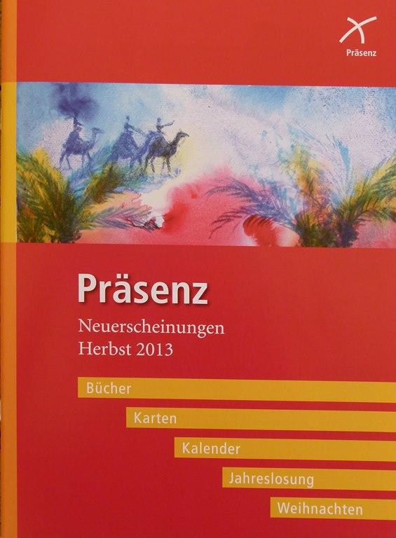 Neuerscheinungen Herbst 2013 des Präsenz Verlages