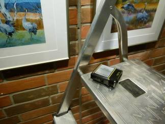 Werkzeug für das Hängen der Bilder (c) Frank Koebsch (1)