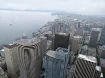 Columbia Center - Blick vom auf Seattle (c) Frank Koebsch (1)