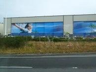 Die Montagehalle von Boing in Everett (c) Frank Koebsch (1)