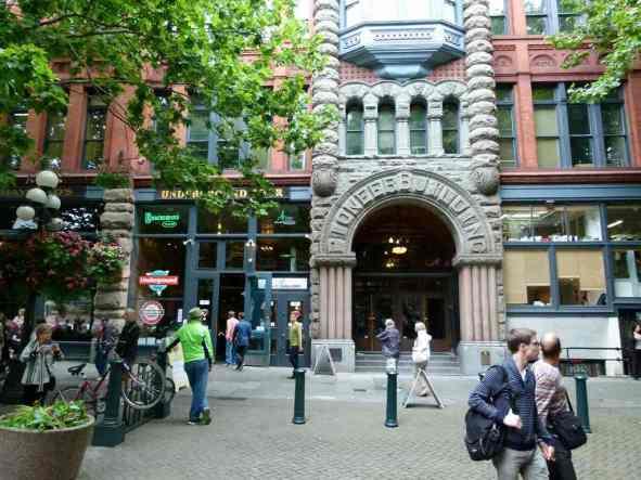 Pioneer Building Seattle (c) FRank Koebsch (2)