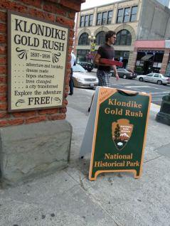 Pioneer Square Seattle - Museum über den Klondike Gold Rush (c) Frank Koebsch (1)