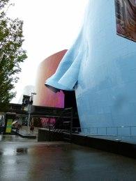 Seattle - Gebäude des EMP entworfen von Frank Gehry (c) Frank Koebsch (2)