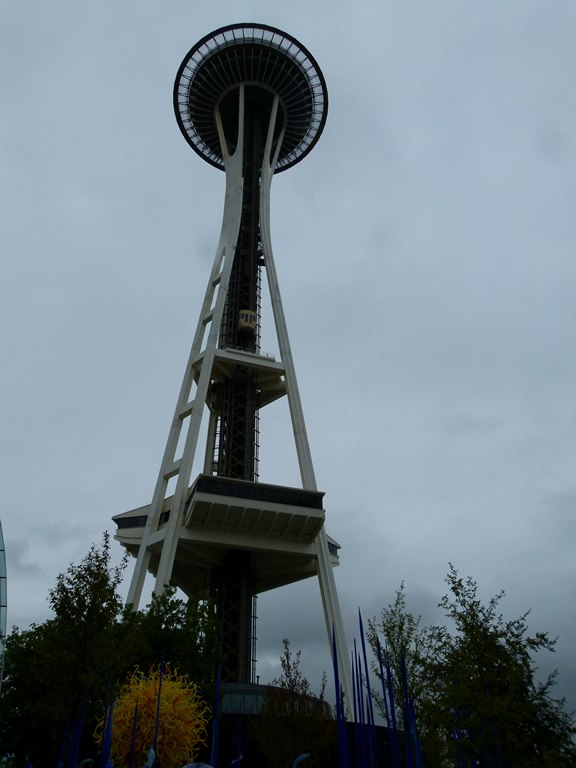 Seattle - Space Needle (c) Frank Koebsch (2)