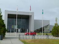 Shop und Museum von Boing in Everett (c) Frank Koebsch