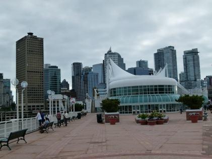 Vancouver - Balentien Pier am Canada Place (c) Frank Koebsch (6)