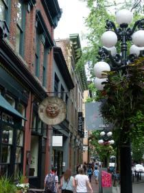Vancouver - Bummeln in Gastown (c) Frank Koebsch (5)