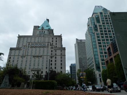 Vancouver - Fairmont Hotel (c) FRank Koebsch
