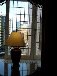 Vancouver - Fenster des Fairmont Hotels (c) Frank Koebsch (1)
