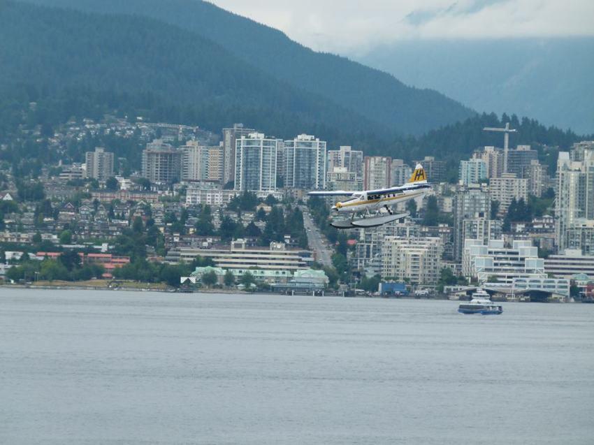 Vancouver - Landung im Hafen (c) Frank Koebsch (1)