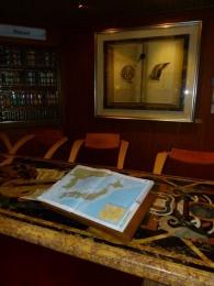 Bibliothek der MS Zaandam (c) Frank Koebsch (2)