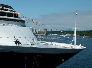 Die MS Zaandam in Vancouver (c) Frank Koebsch (3)