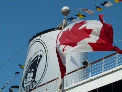 Die MS Zaandam in Vancouver (c) Frank Koebsch (4)