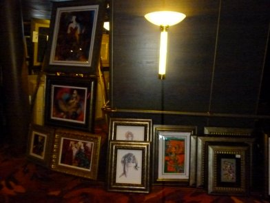 Galerie und Kunstauktion auf der MS Zaandamm (c) Frank Koebsch (4)