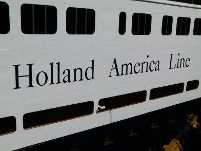 Holland America Line (c) FRank Koebsch