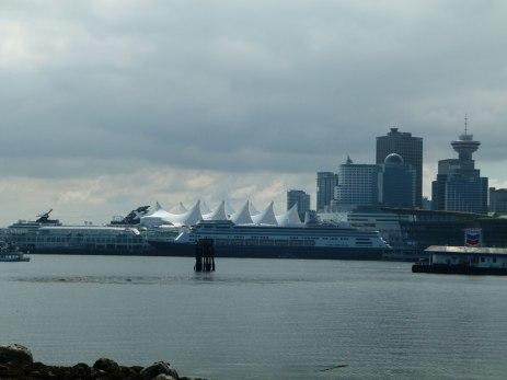 Vancouver - Blick vom Standley Park auf die City (c) Frank Koebsch (3)