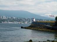 Vancouver - Brockton Lighthouse auf Burrard Inland (c) Frank Koebsch (1)