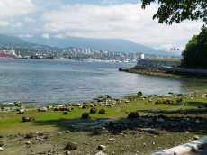 Vancouver - Brockton Lighthouve auf Burrard Inland (c) Frank Koebsch (3)