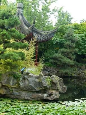 Vancouver - der Chinesiche Garten eine Idylle in der City (c) FRank Koebsch (1)