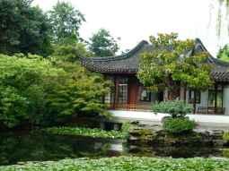 Vancouver - der Chinesiche Garten eine Idylle in der City (c) FRank Koebsch (3)