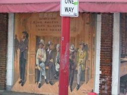 Vancouver - Die Geschichte einer chinesichen Einwanderfamilie als Wandmalerei (c) Frank Koebsch (4)