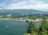 Vancouver - Schnappschüsse am Prospect Pont von Burrard Inland (c) Frank Koebsch (1)