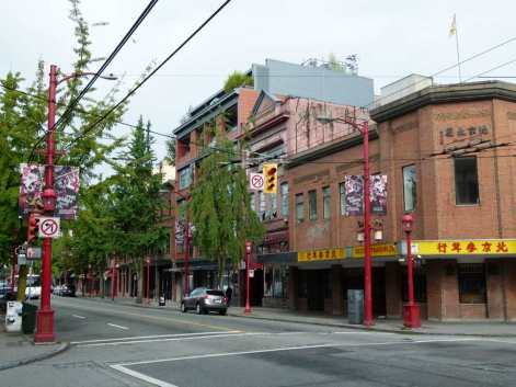 Vancouver - Straßen China Town (c) Frank Koebsch (1)
