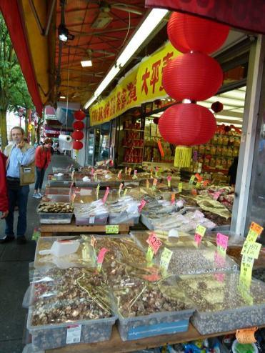 Vancouver - typische Läden in China Town (c) Frank Koebsch (1)