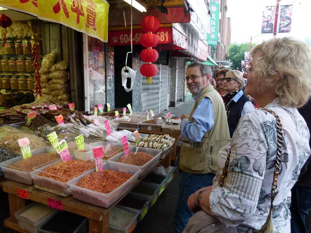 Vancouver - typische Läden in China Town (c) Frank Koebsch (2)
