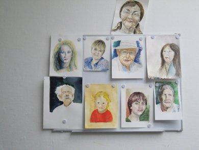 Aquarellkurs Grundlagen Portrait (c) Steffi Fehlberg (3)