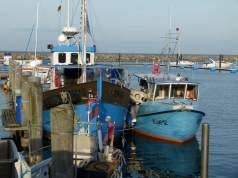 Fischerboote im Kühlungsborner Bootshafen (c) FRank Koebsch (3)