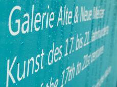 Galerie Alte und Neue Meiser Schwerin (c) Frank Koebsch
