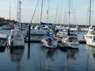 Herbst im Kühlungsborner Bootshafen (c) Frank Koebsch (1)
