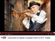 Konstation Sterkhov - Finalist im Hahnemühle Kalenderwettbewerb 2014