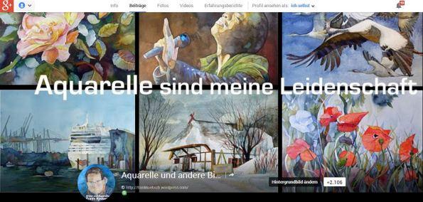 Mein Google+ Profil - Frank Koebsch