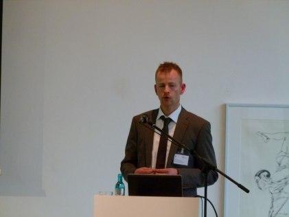 Norman Schulz auf der Impulskonferenz Kultur- und Kreativwirtschaft MV (c) Frank Koebsch (2)