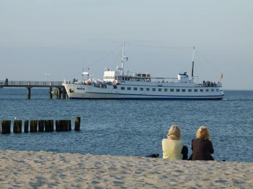 Sehnsucht nach einer Kreuzfahrt (c) FRank Koebsch