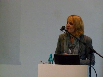 Sylvia Hustedt auf der Impulskonferenz Kultur- und Kreativwirtschaft MV (c) Frank Koebsch