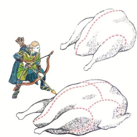 Sternzeichen Schütze (c) Kerstin Mempel
