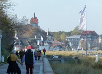 Strandspaziergang in Kühlungsborn (c) FRank Koebsch (1)