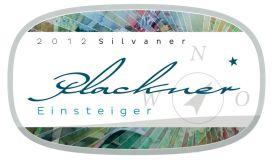 Weinetikett des 2012 Silvaner - Einsteiger - von Thomas Plackner