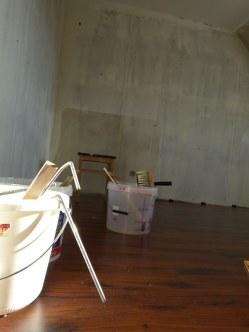 Atelier ohne Farbe (c) Frank Koebsch