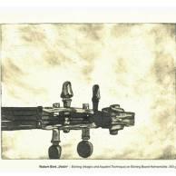 Der Hahnemühle Kunst-Kalender 2014 im Zeichen der Musik - März - Robert Bink