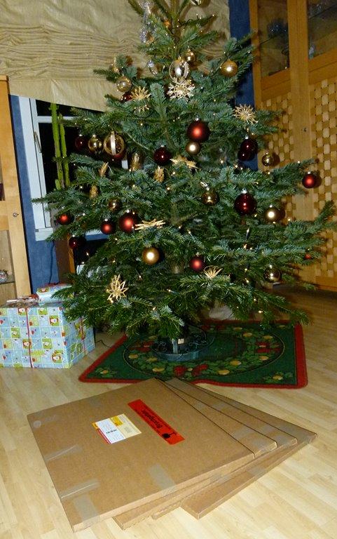 Hahnemühle Kalender unter dem Tannenbaum (c) Frank Koebsch