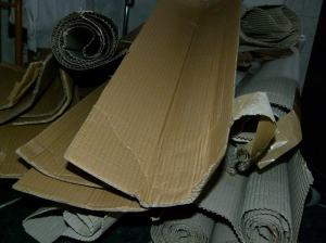eichlich Verpackungsmaterial (c) FRank Koebsch